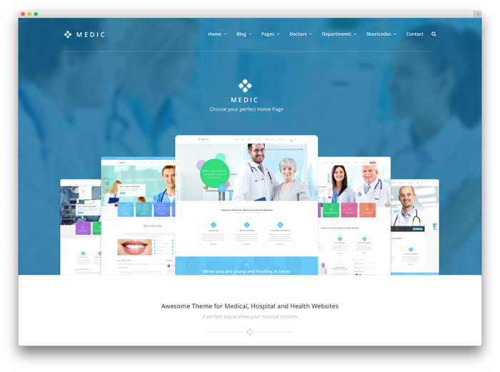 wordpress-theme-for-clinic-and-hospital