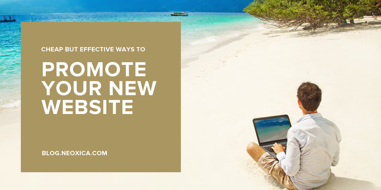 promote-your-new-website