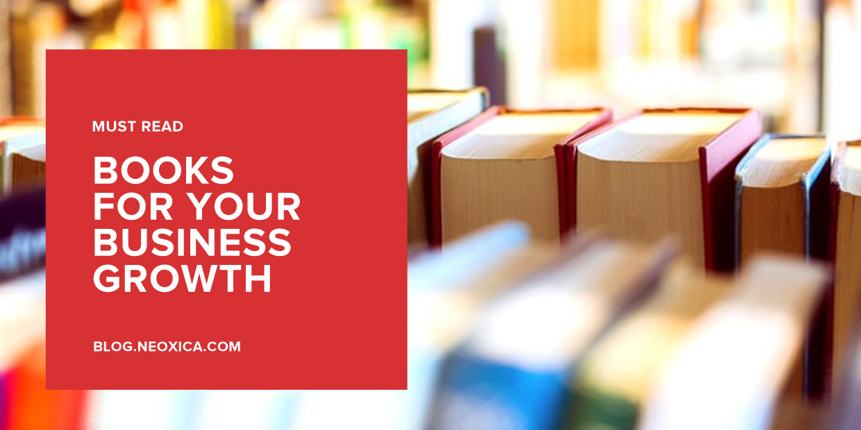 Must Read Books For Small Business Growth