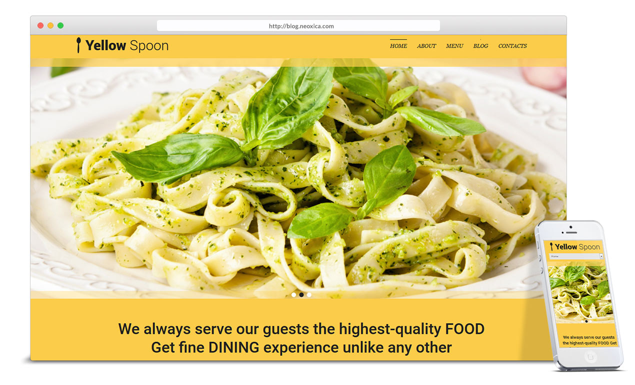 restaurant-management-wordpress-theme