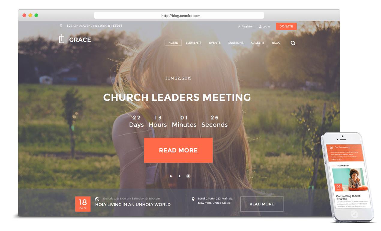 modern-church-wordpress-theme