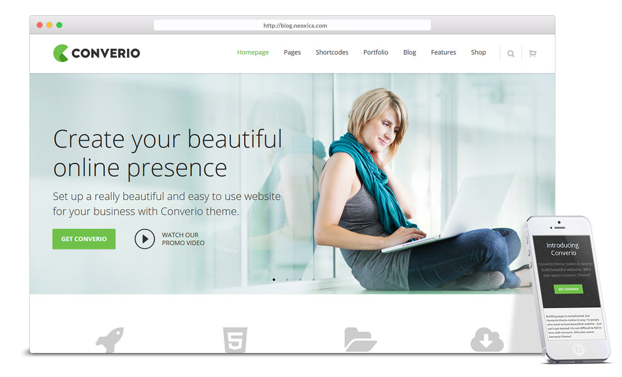 clean-and-professional-wordpress-theme