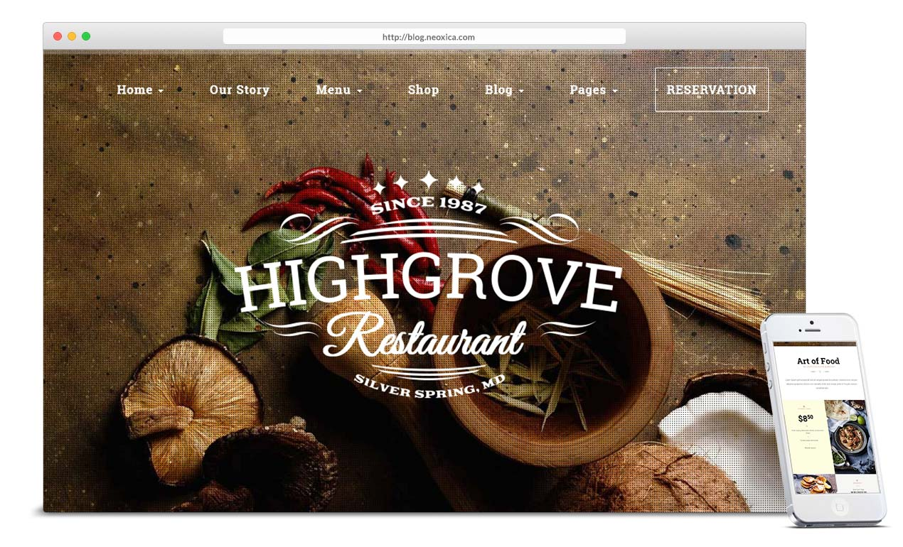 responsive-restaurant-wordpress-theme