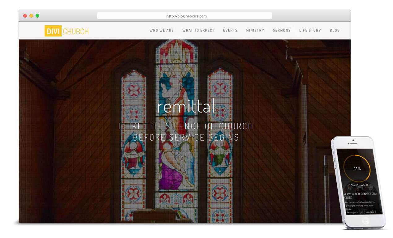 wordpress-theme-for-church-with-gallery