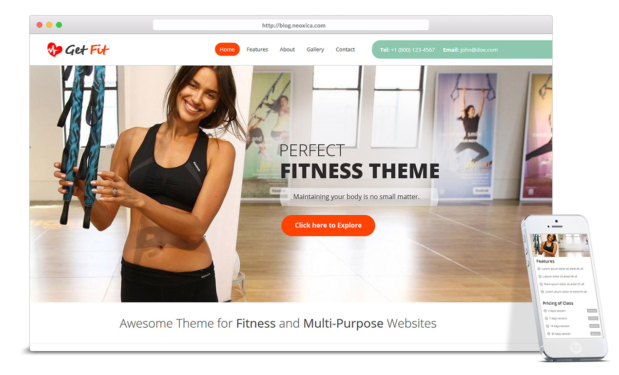 fitness-center-wordpress-theme-with-booking-system