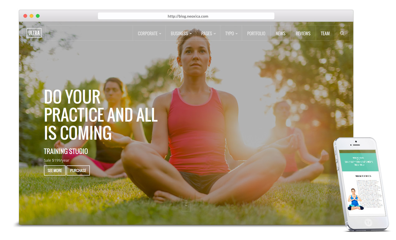 modern-wordpress-website-for-yoga-studio
