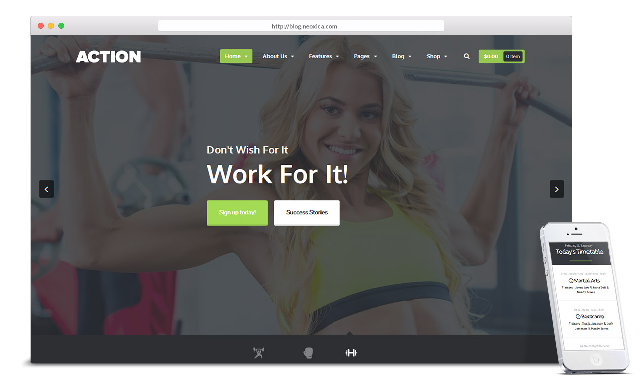 the-best-fitness-website-design
