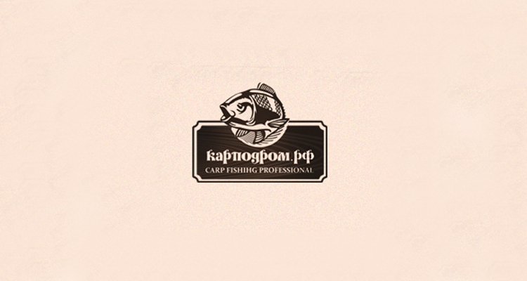 03-carp-fishing-logo-design