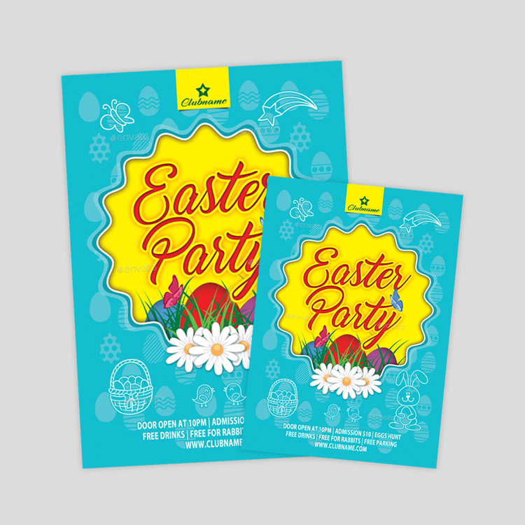 easter-flyer-with-illustration