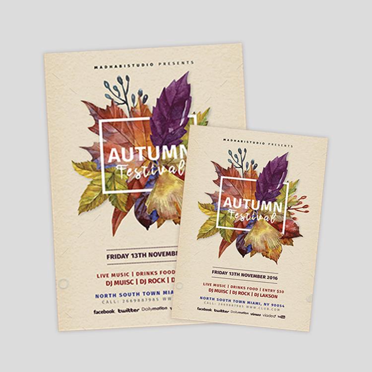 autum-festival-flyer-designs