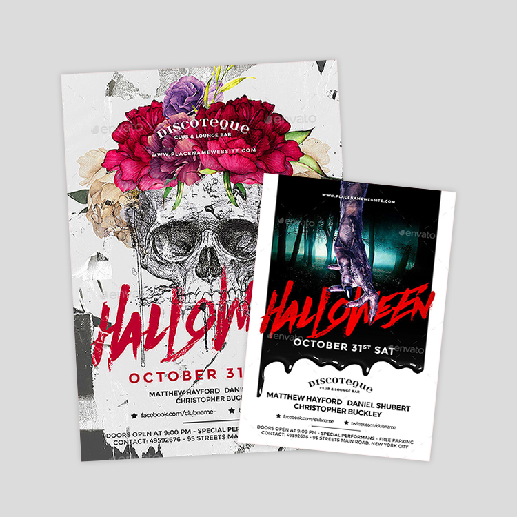 halloween-flyer-design-template