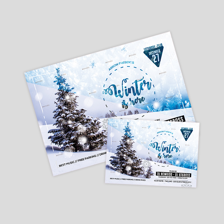 winter-postcard-psd-design-template