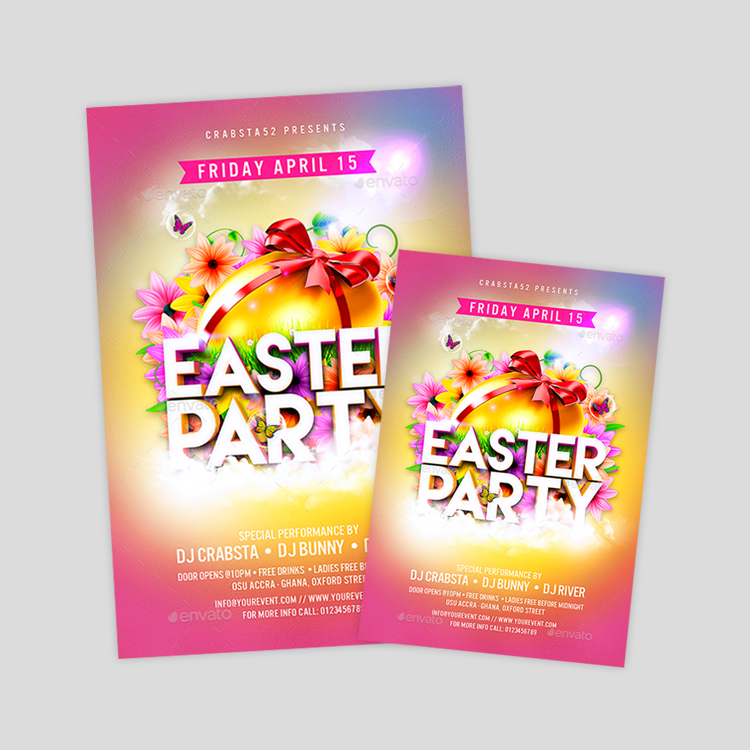 easter-party-flyer-design