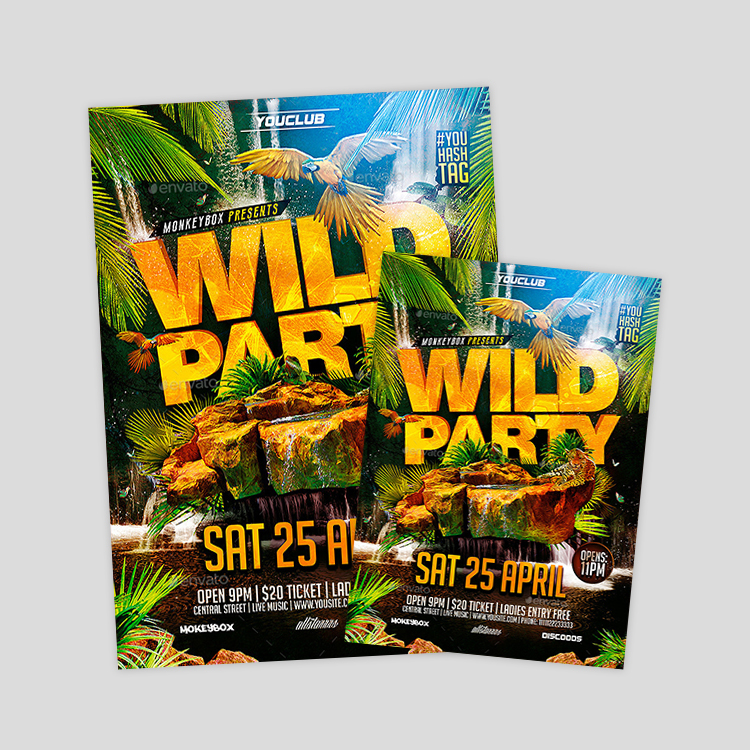 psd-party-flyer-template