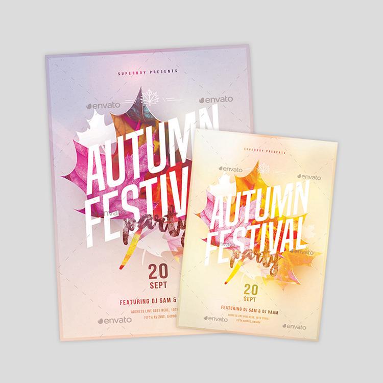 autumn-festival-party-flyer-design-template