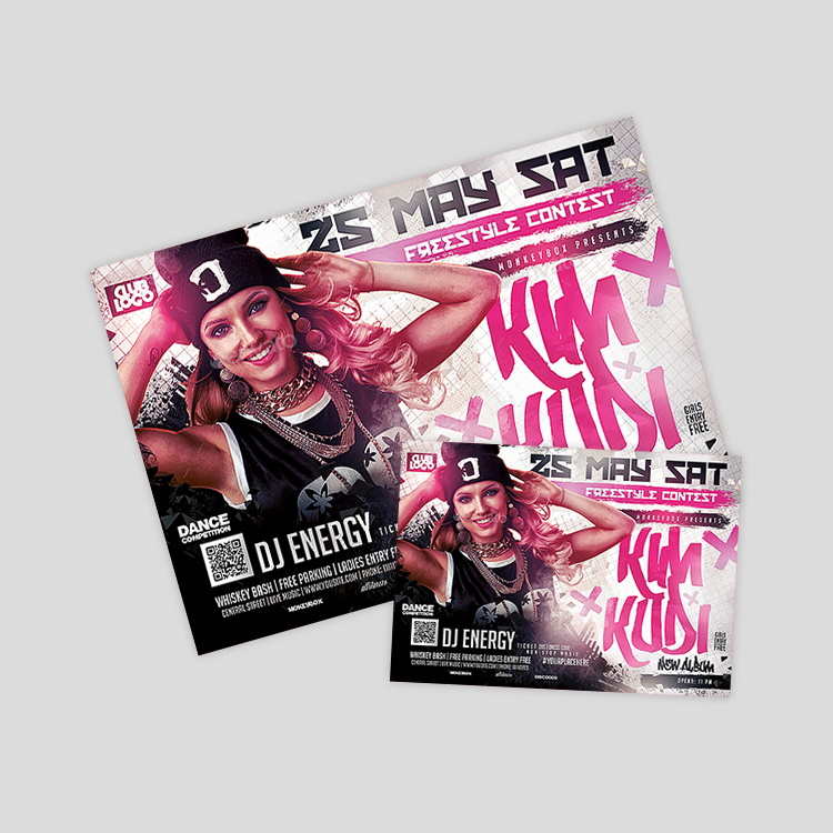 swag-artist-psd-flyer-design-template