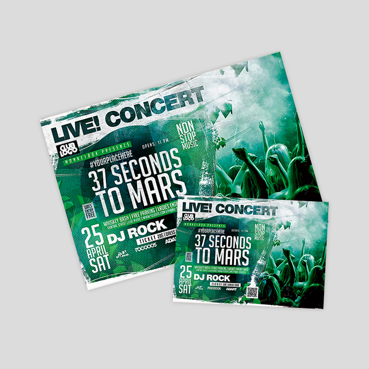 music-concert-psd-flyer-design-template