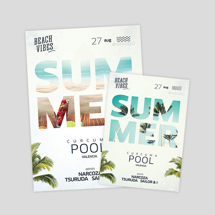 summer-flyer-templates