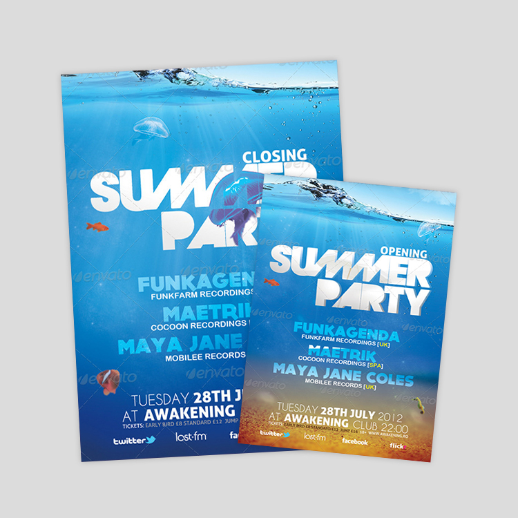 underwater-flyer-designs