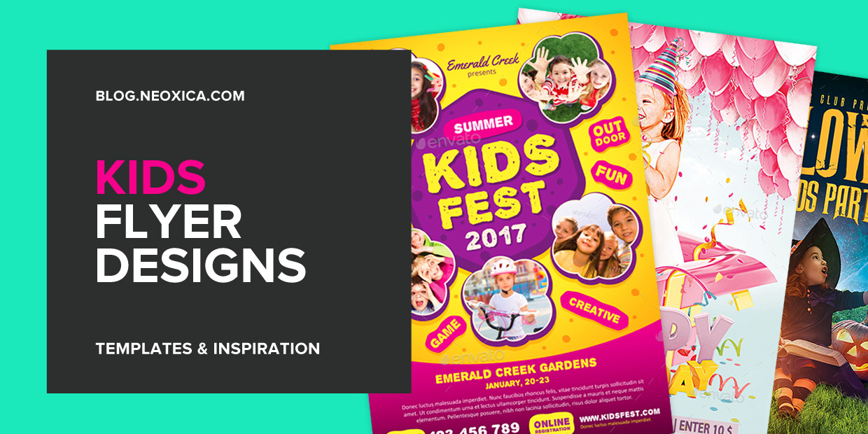 kids-flyer-designs